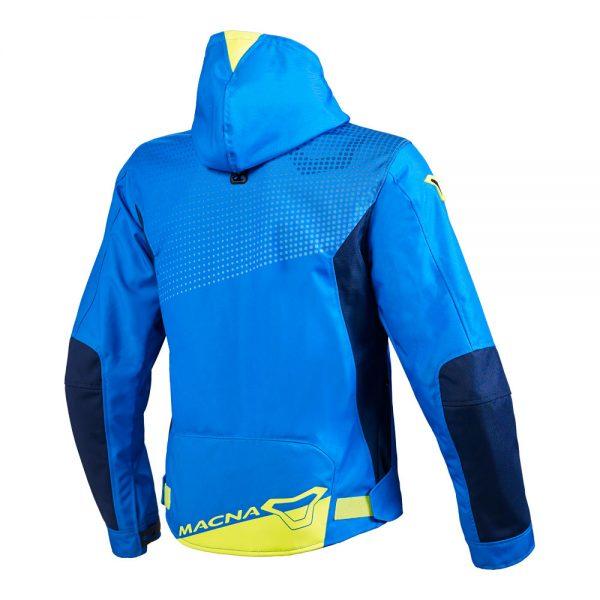 Imbuz Blue Yellow back