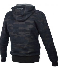Nuclone Black Grey Camo back