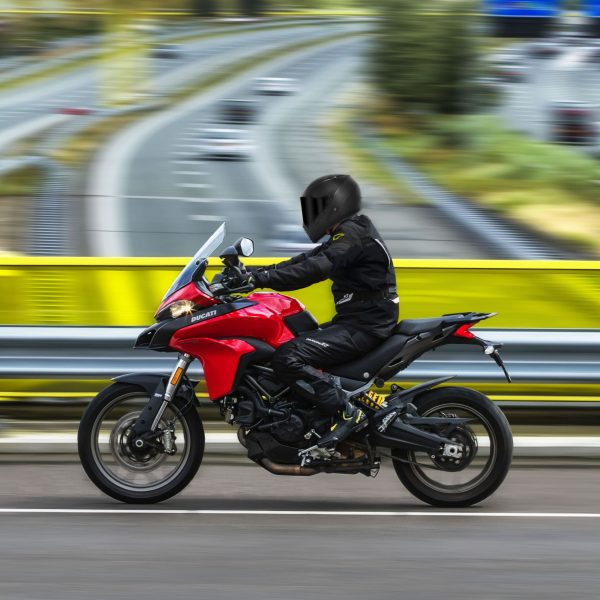 Sektor highway Multistrada edited black
