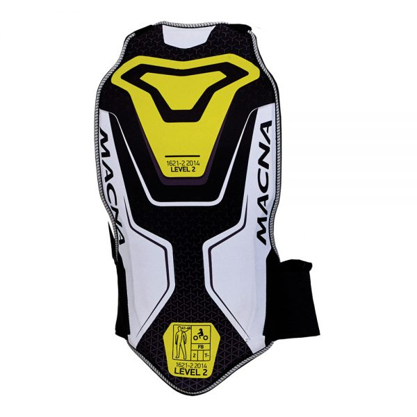 Back Protector front
