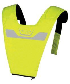 Vision Vest Green back
