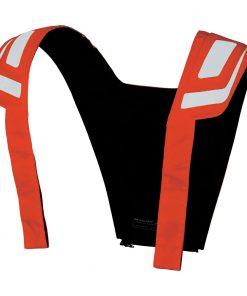 Vision Vest Orange front